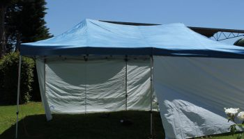 19. 6 x 3m Lightweight Gazebo