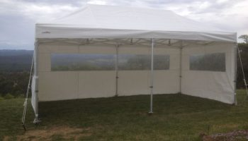 20. 6 x 3 Heavy Duty Gazebo