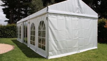 22. 4 x 9m Marquee