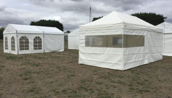 4mt & 3mt Marquees CFA Games -Showgrounds April 2016