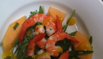 Tropical Prawn Entree