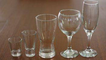 Glassware Range